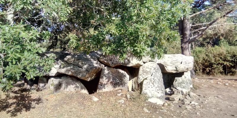 Le dolmen de Ker braz