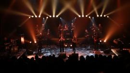 Concert de Youn Kamm et le Bagad du Bout du Monde, Auray