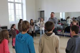 Initiation des enfants à la culture traditionnelle bretonne, un projet qui prend corps