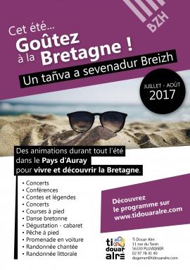 Goûtez à la Bretagne