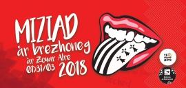Programm Miziad ar brezhoneg 2018