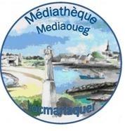Logo Médiathèque Zénaïde Fleuriot