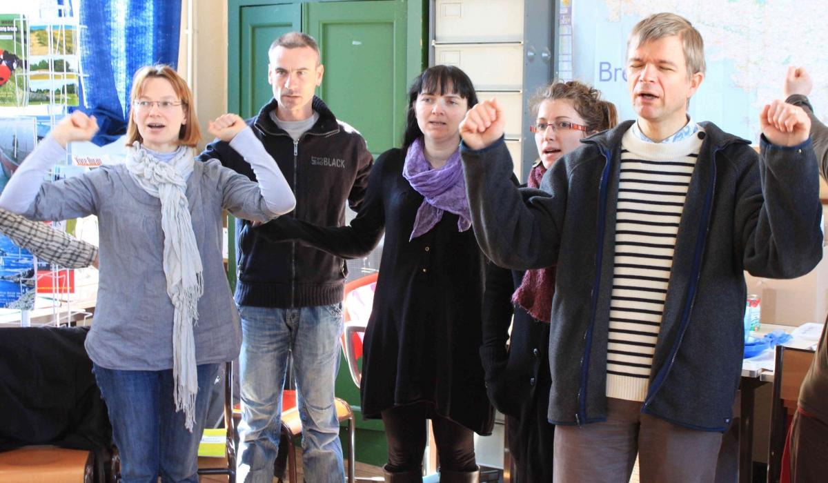 pratiquer en breton