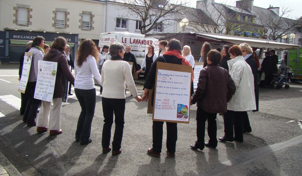 promouvoir apprentissage langue bretonne