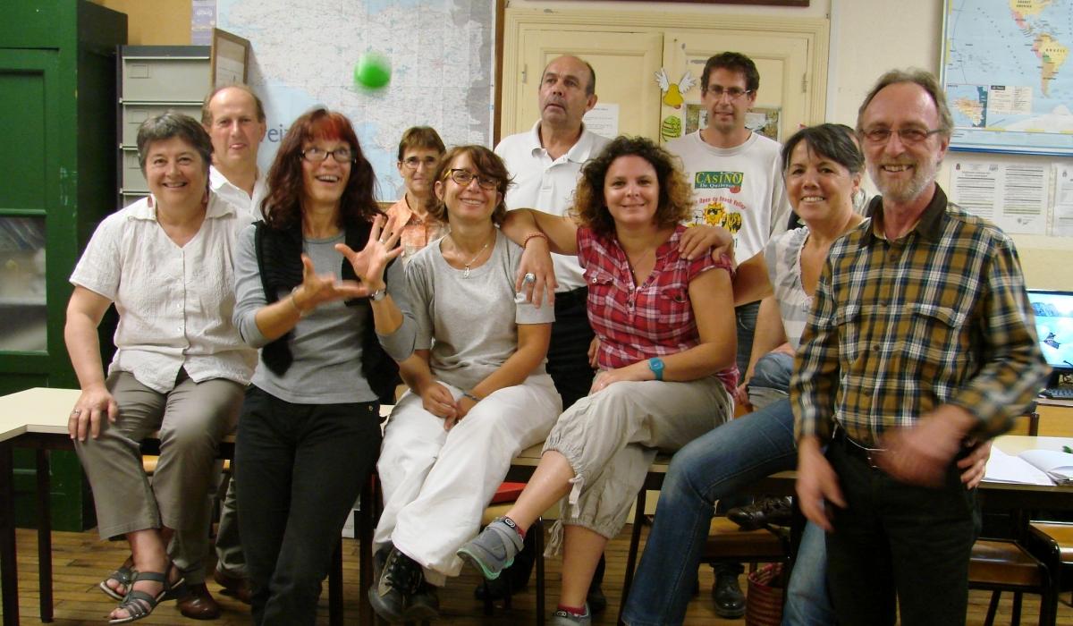 Skol-noz, live A2 en Alre, 2013-2014