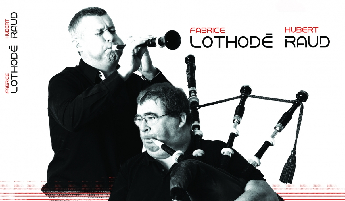 CD Fabrice Lothodé et Hubert Raud